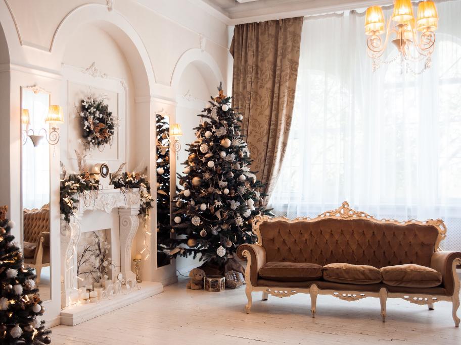 Święta w stylu milionerów