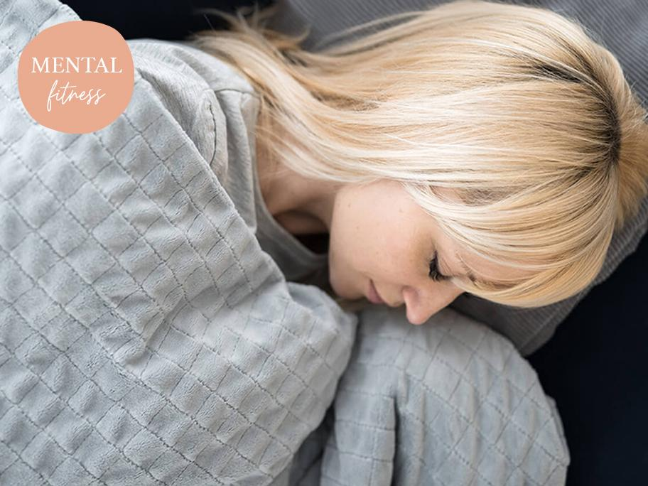✓ Śpij pod Gravity Blankets