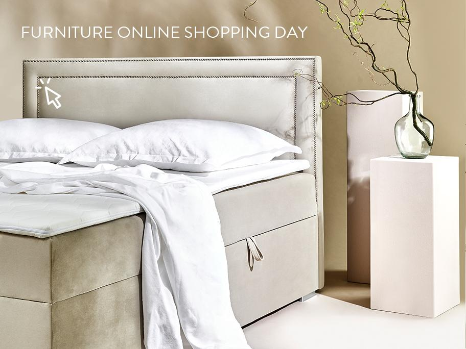 Online Furniture - BEDS