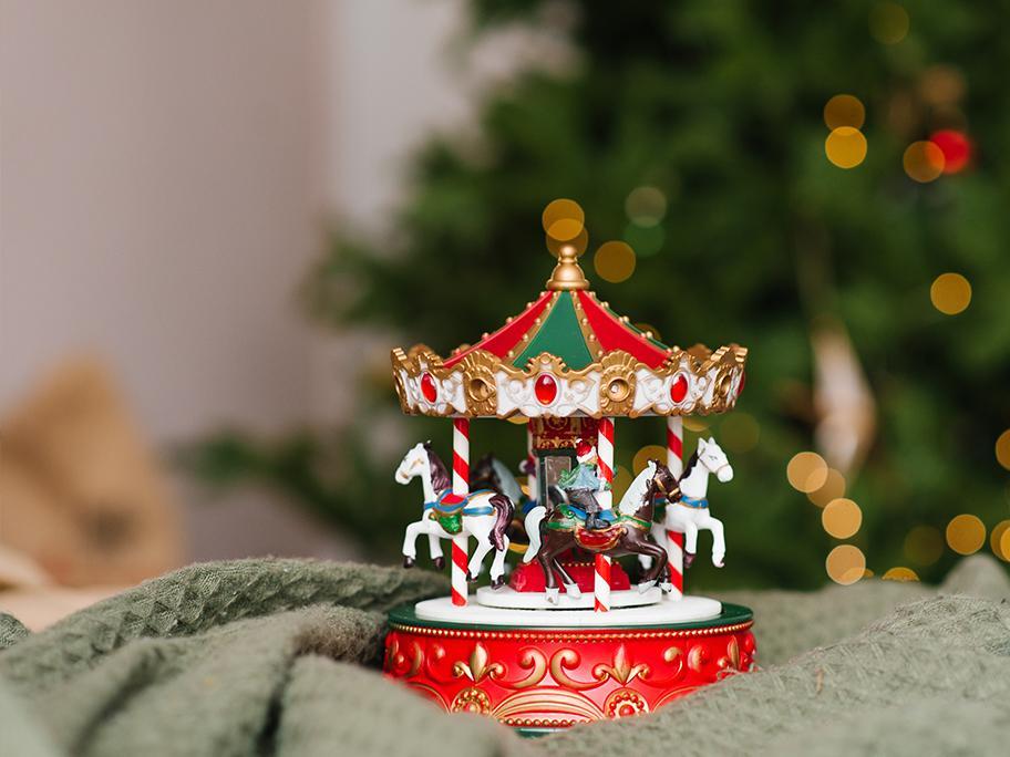 Ikoniczne ozdoby świąteczne