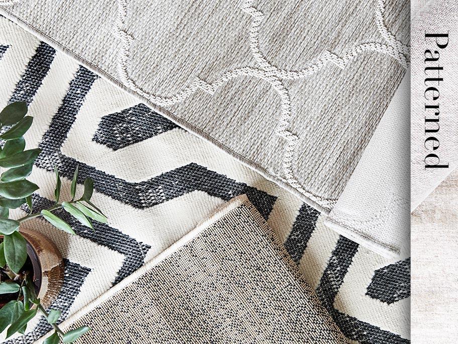 Dywany wzorzyste