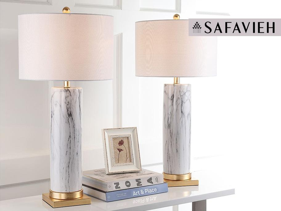 Safavieh: Lampy