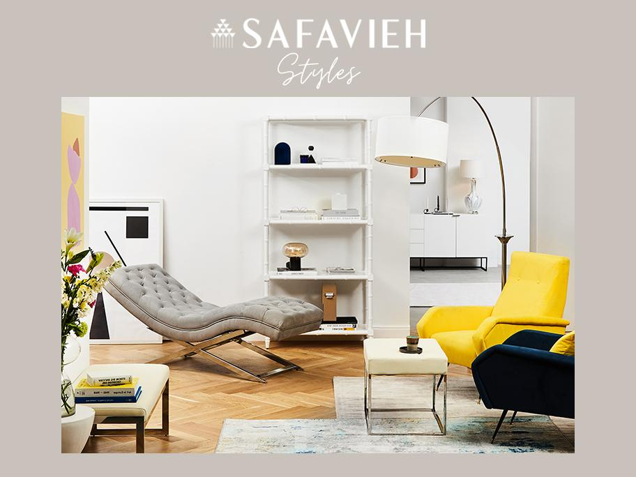 Safavieh: The Eclectic