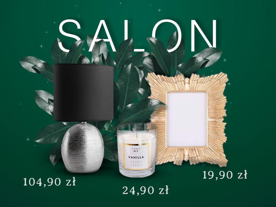 Salon niskich cen