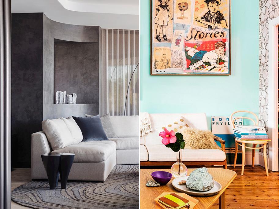Salon: Minimal / Eclectic