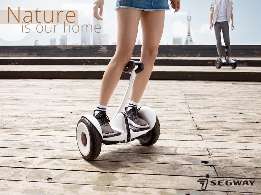 Segway – eco środki transportu