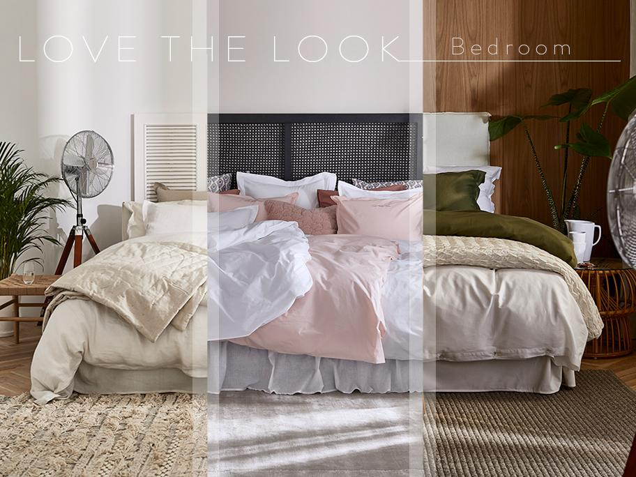3 supermodne odsłony sypialni