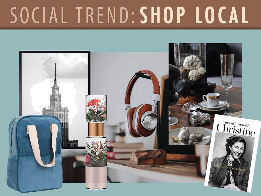 Social Trend: Shop Local