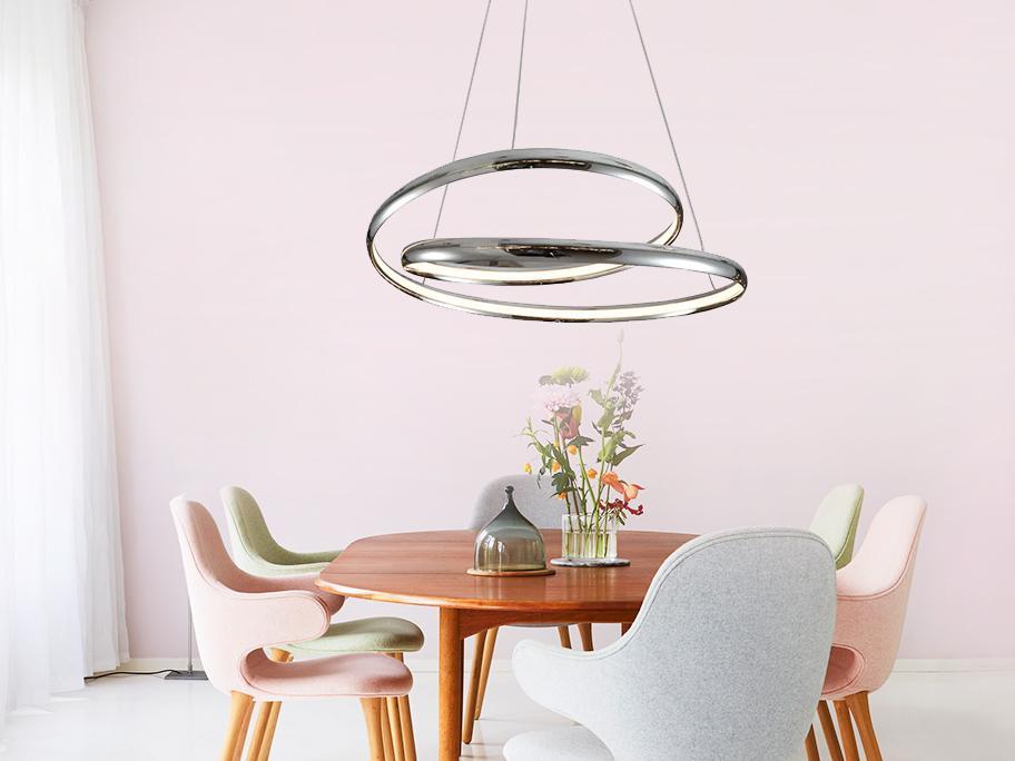 Olśniewające lampy LED