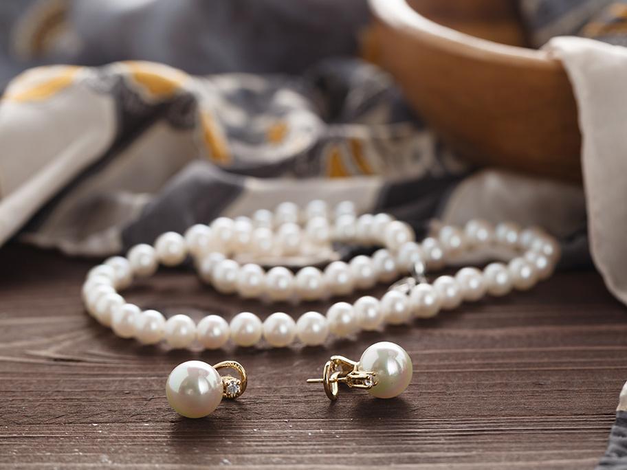 Ikony stylu kochają perły