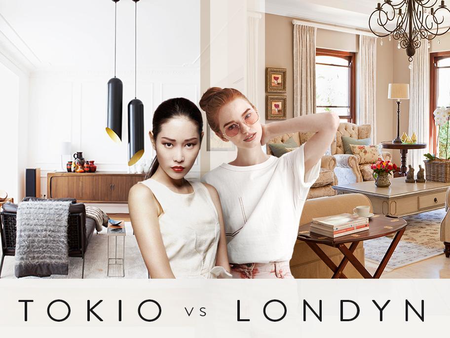 Stylowa bitwa: Tokio vs Londyn