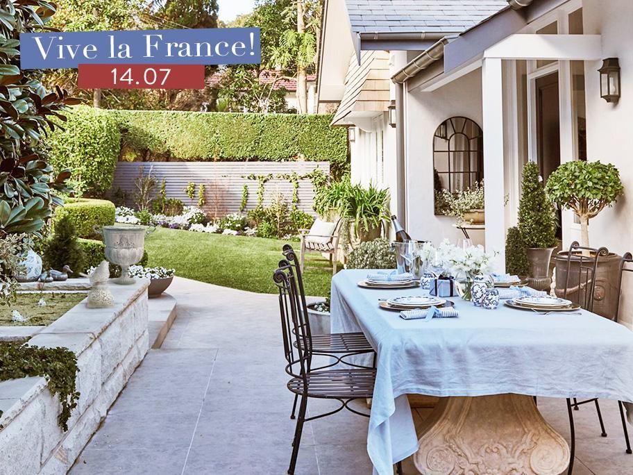 Ogród à la Provence