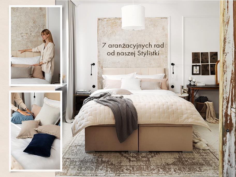 Sypialnia okiem Stylistki