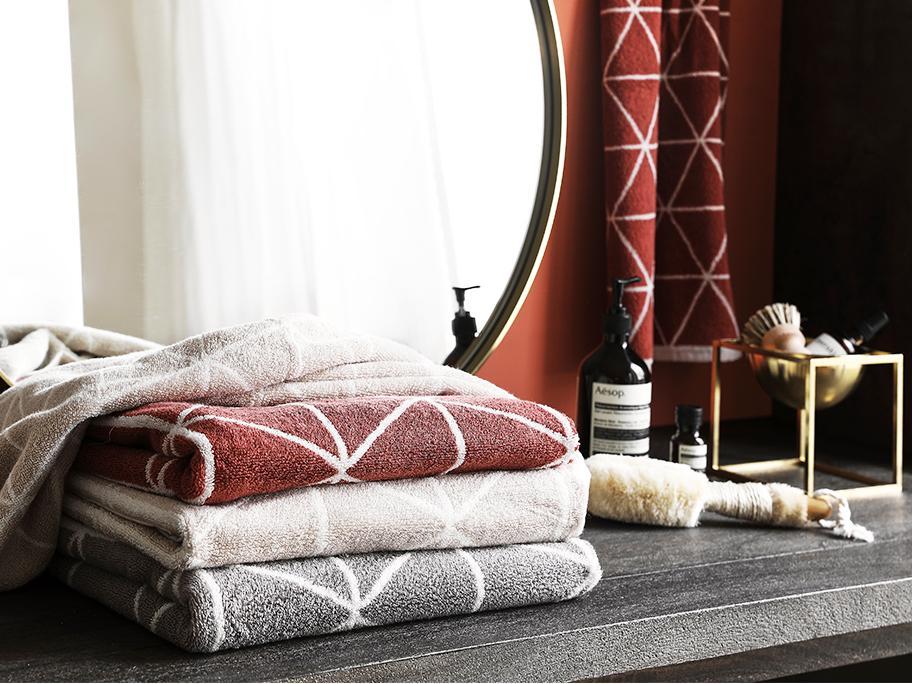 Otul się miękkim ręcznikiem