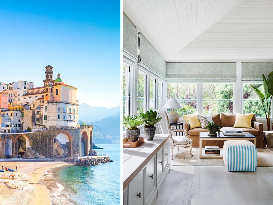 Wszystkie kolory Amalfi