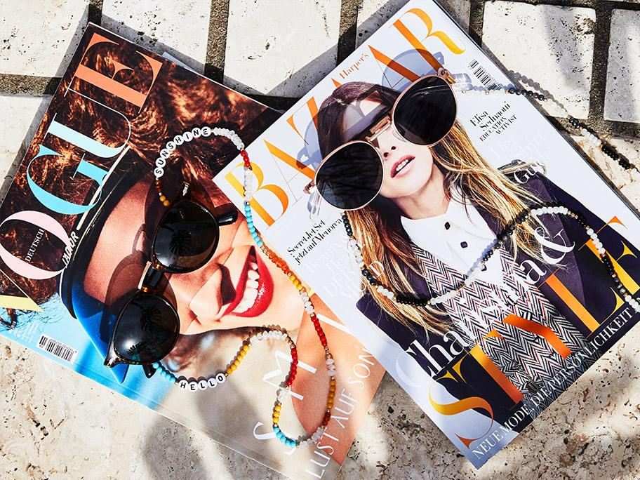 Summer Look: Okulary