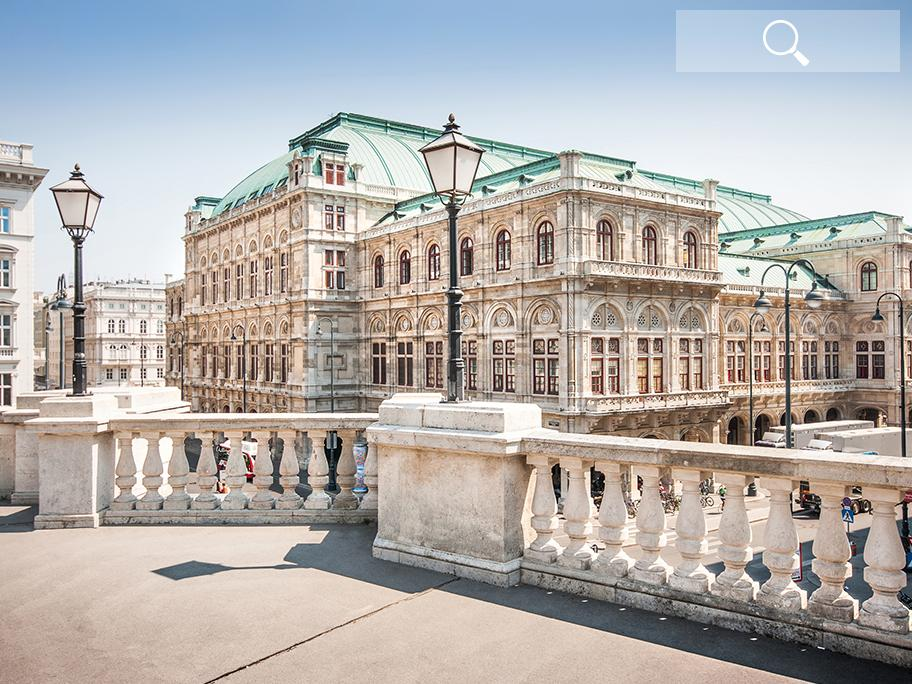 Wirtualny spacer: Wiedeń