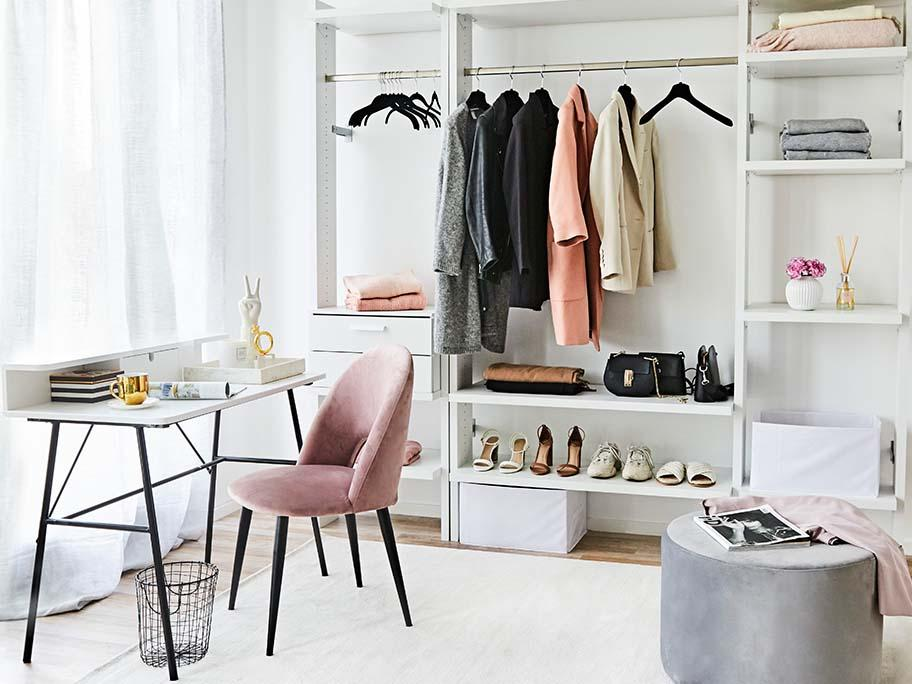 Garderoba dla fashionistki