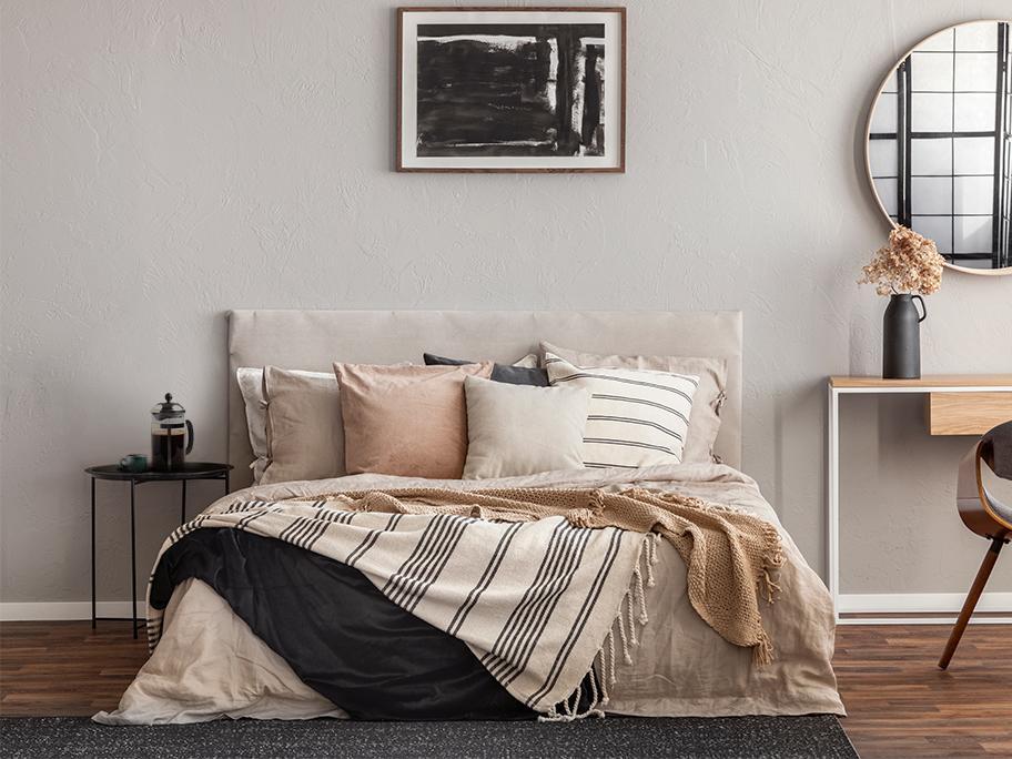 Bedroom: Caffè Latte