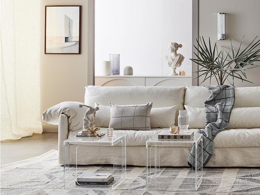 200 products in beige