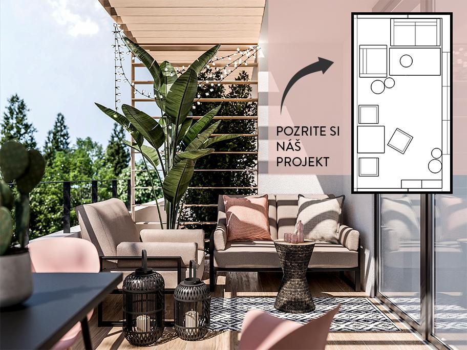 Balkón   Váš súkromný luxus