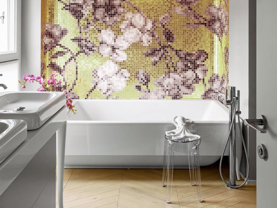 Bathroom Trend: Full Bloom