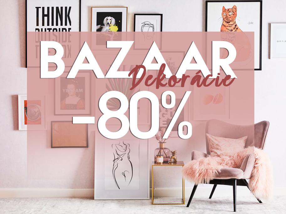 Bazaar: dekorácie