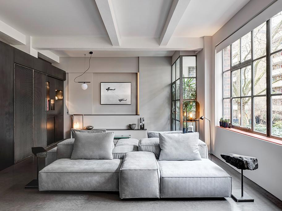 100% Modern Loft