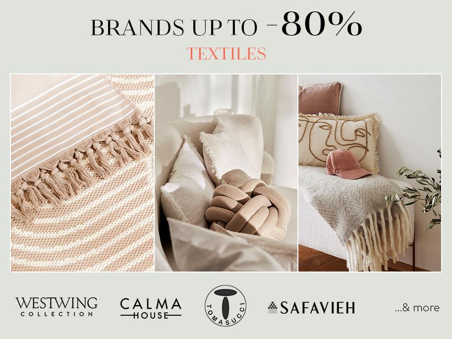 Textílie od vašich TOP značiek