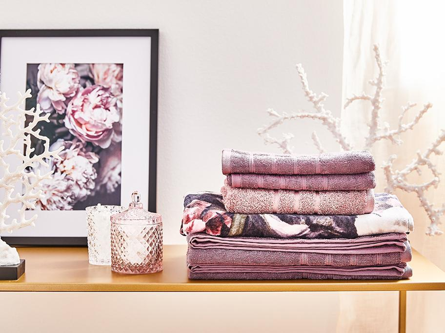 Bavlnené uteráky