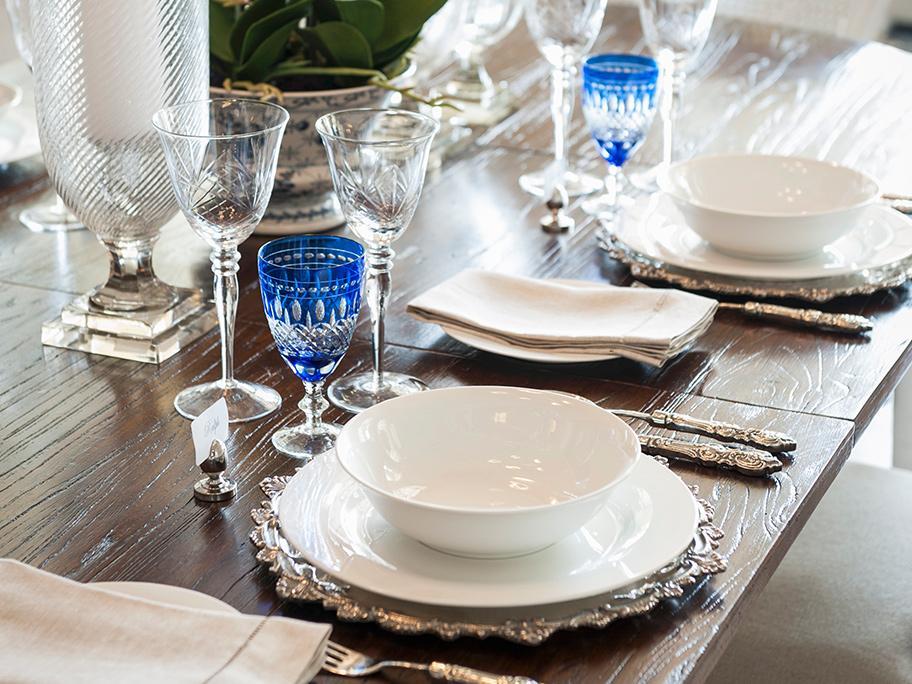 6 krokov k elegantnému stolu