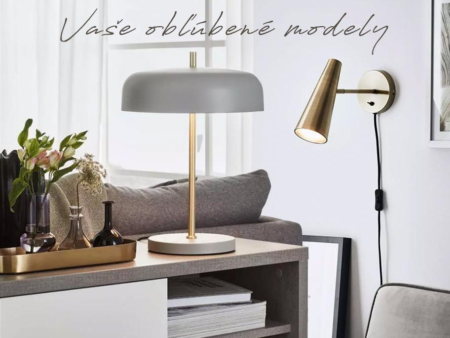 Bestsellery medzi lampami