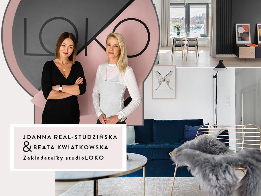 70 m² v štýle modern chic