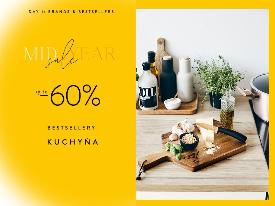 Bestsellery: Kuchyňa