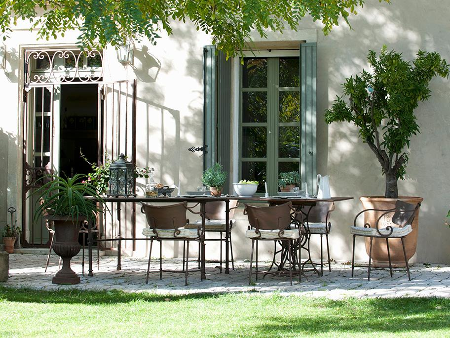Romantická záhrada