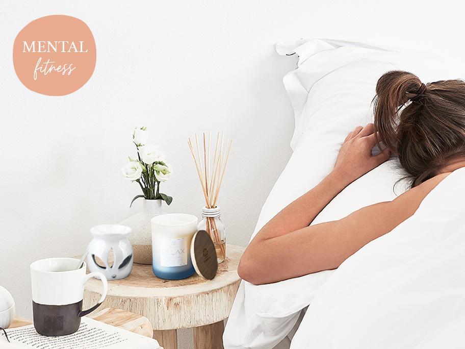 ✓ Relaxujte pred spánkom