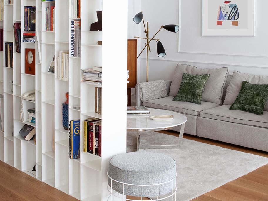 Ako vytvoriť malý interiér