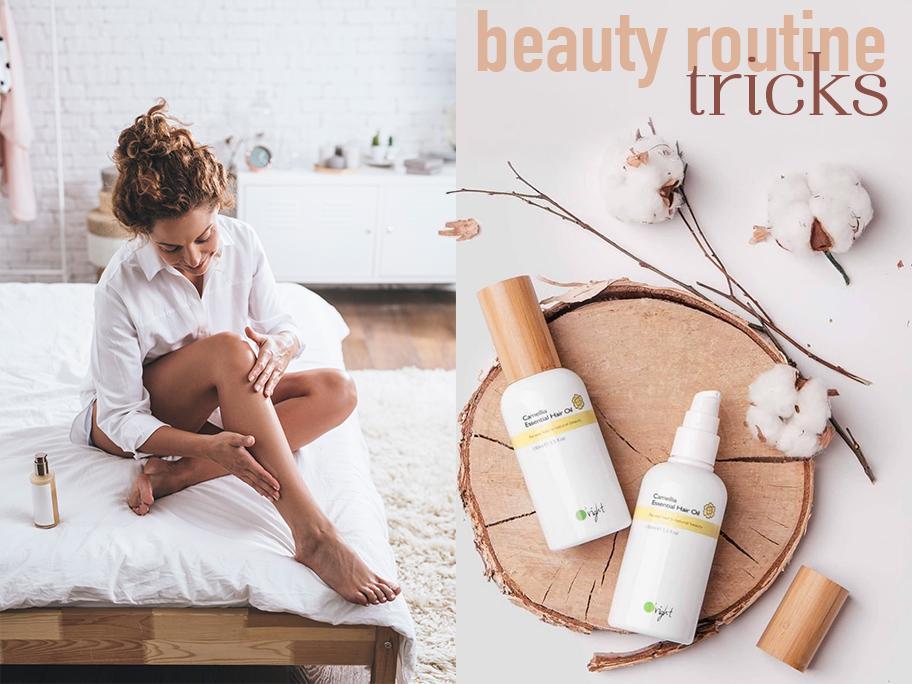 Beauty Routine - 5 trikov