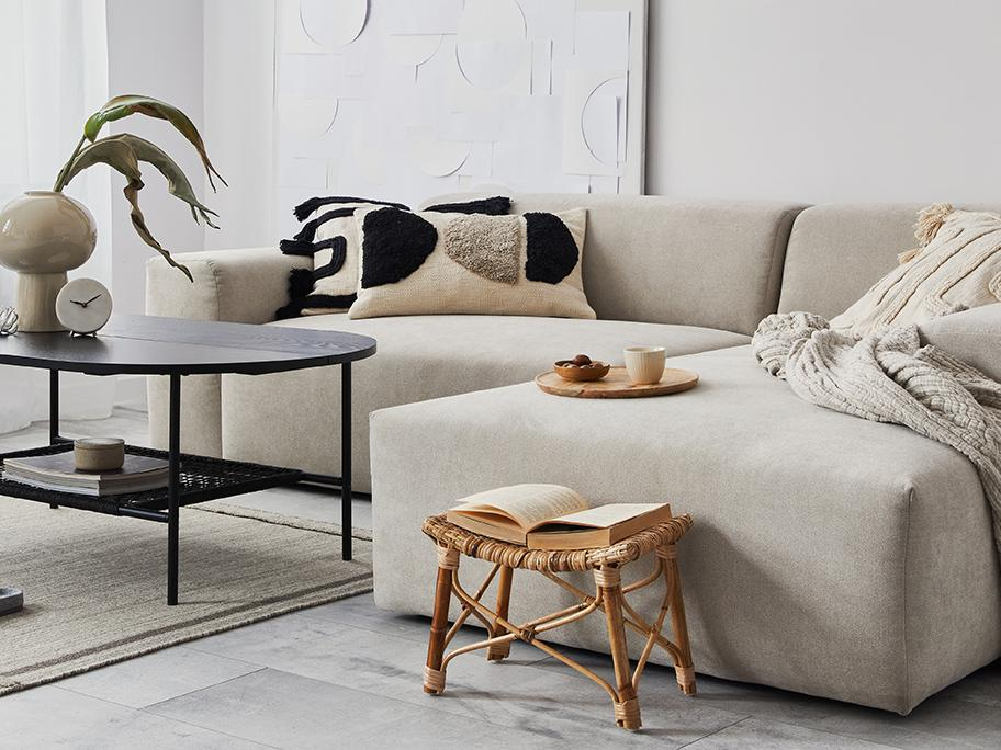 Nadčasová obývačka