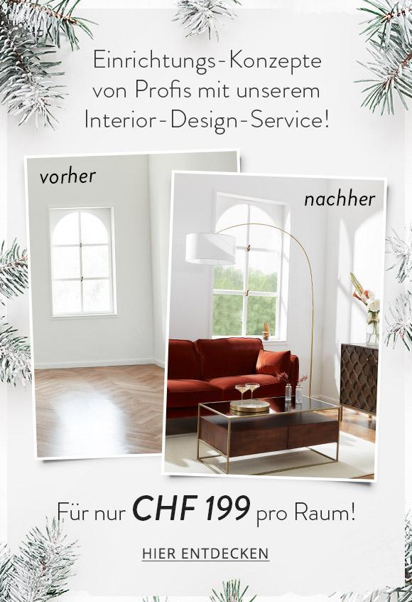 Interior Design Service CHF