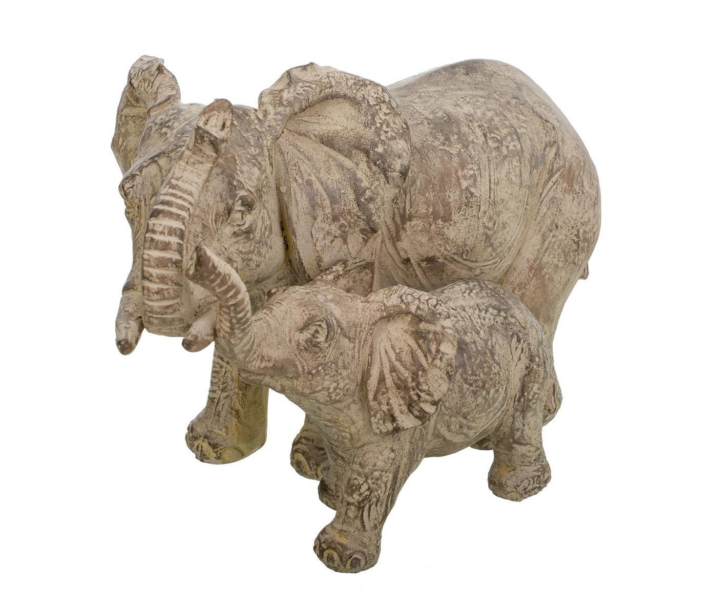 Figura Decorativa Elefante