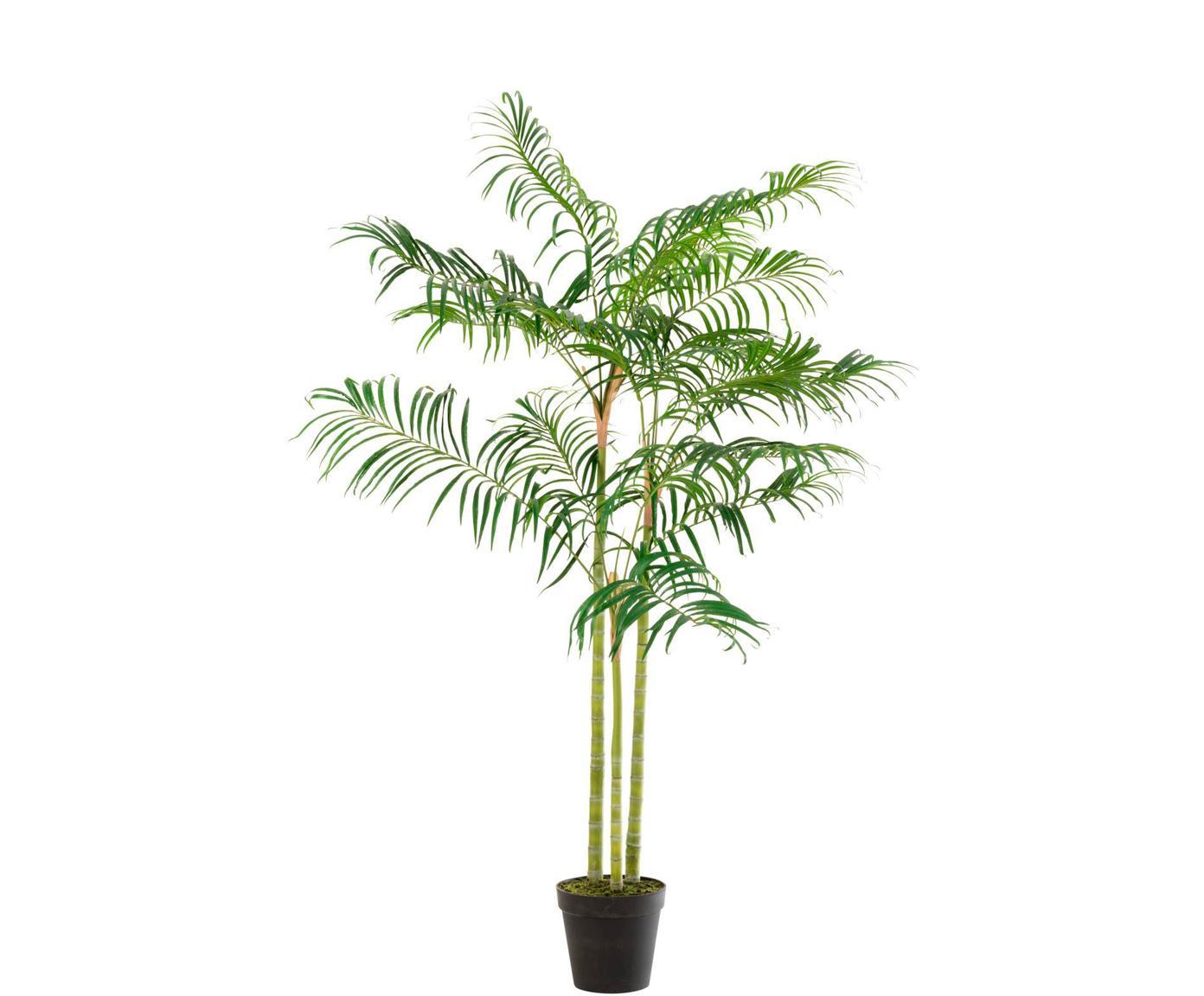 Planta De Bambú Con Maceta Artificial, 110 X 170 Cm