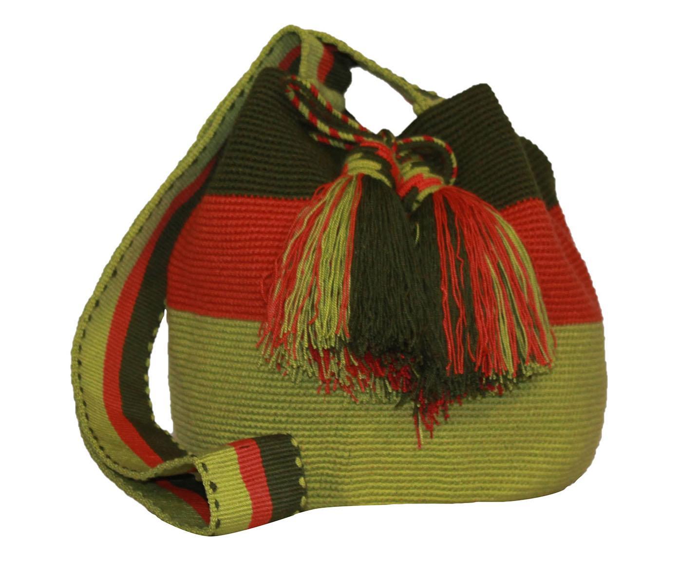 Bolso Wayuu Eléa