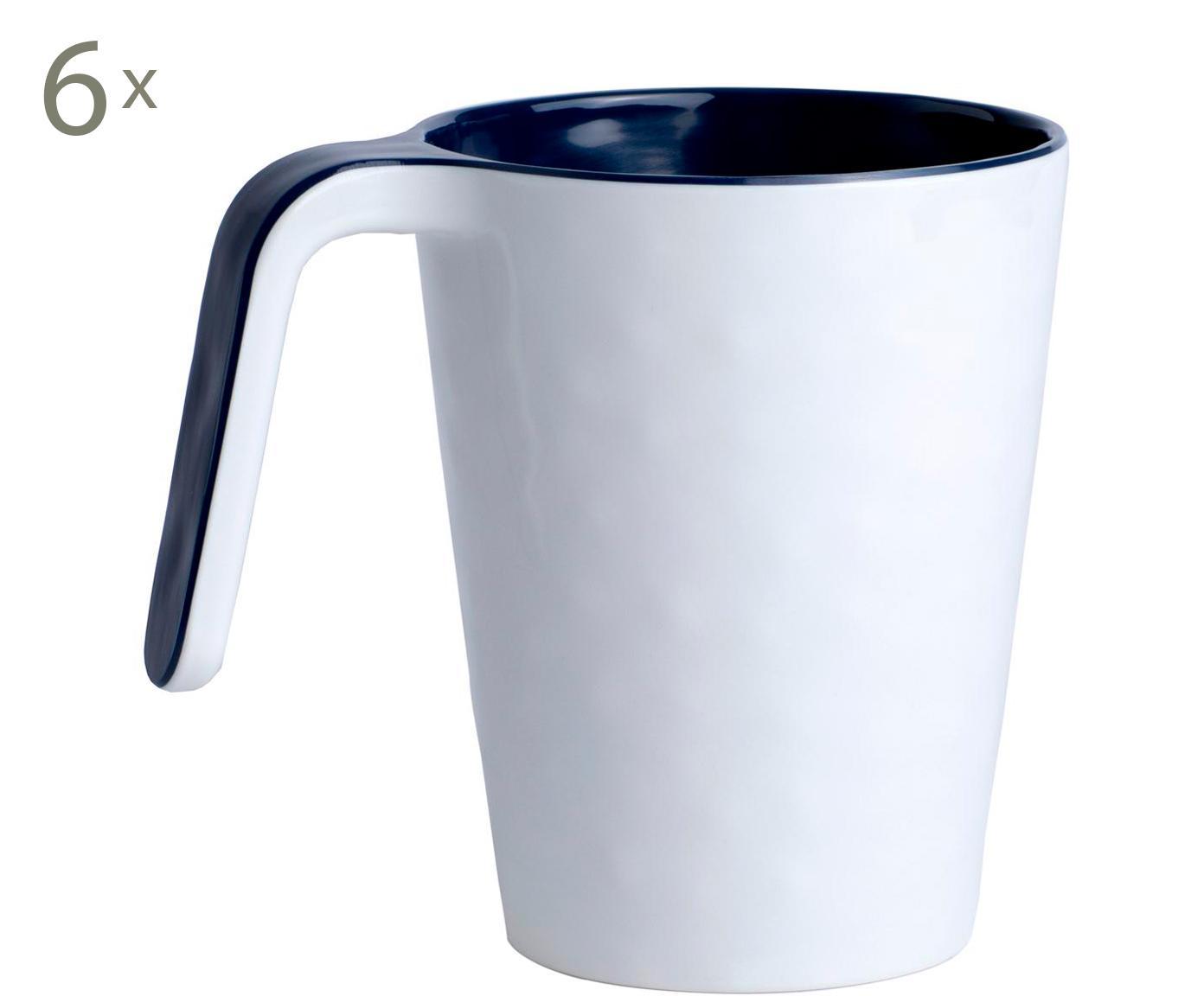 Set De 6 Mugs Summer