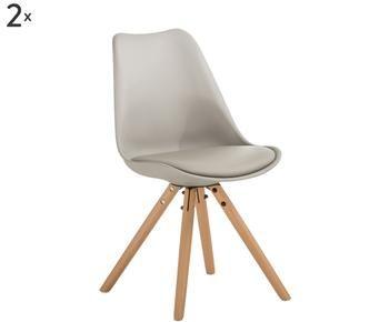 Set de 2 sillas máx