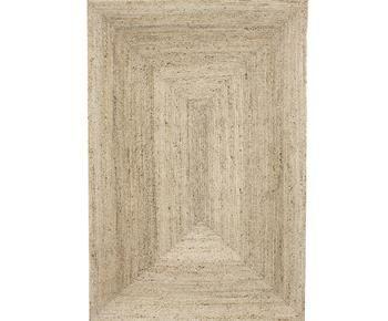 Alfombra en yute Sharmila, 160 x 230 cm