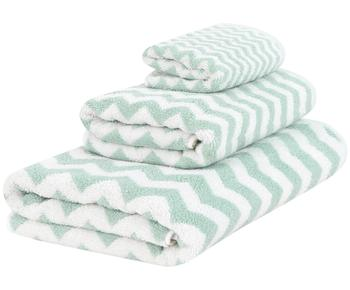 Set de 3 toallas Liv
