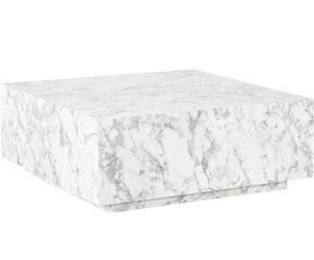 Table basse LESLEY, 90 x 90 cm