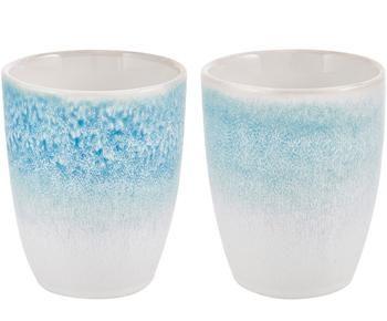 Set di 2 tazze Amalia blu