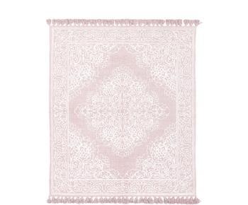 Handgeweven katoenen vloerkleed Salima, 160 x 230 cm
